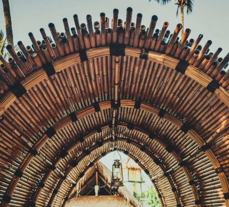 Bamboo Beacon Malesia