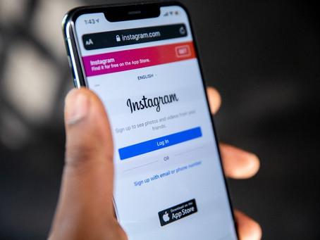 Influencer, Instagram e i profili verticali