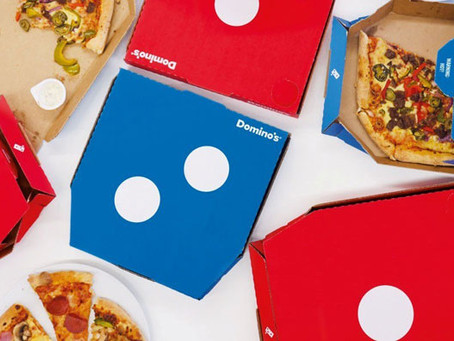 Domino's: pizza a domicilio col self-driving