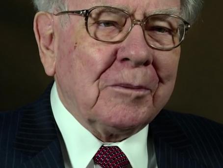 Personaggi influenti della finanzia: Warren Buffett