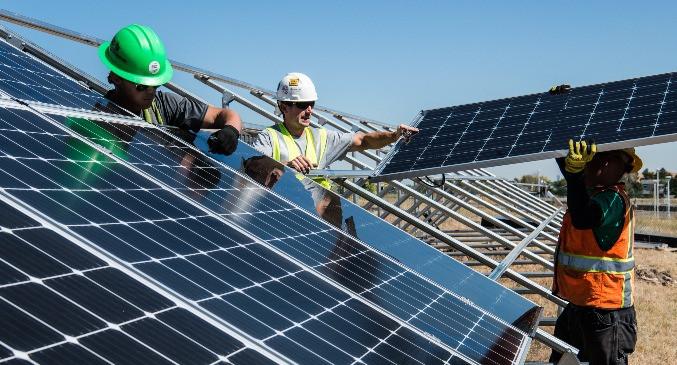 Casa Bianca green economy