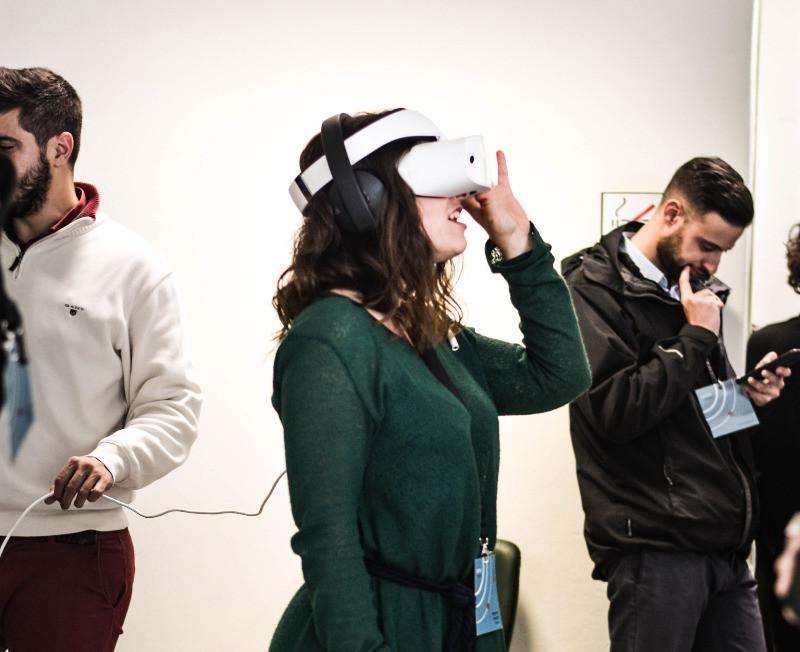 Realtà aumentata realtà virtuale DAD