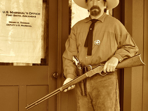 U.S. Deputy Marshal Heck Thomas: Cleaning up the Badlands with a Colt and Winchester 2/2
