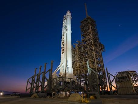 SpaceX: Pronto a rivoluzionare la storia