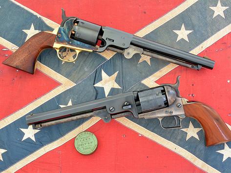 Dixie Gun Works J.H. Dance & Bros. revolver – The Confederacy's 1851 Navy 1 of 2