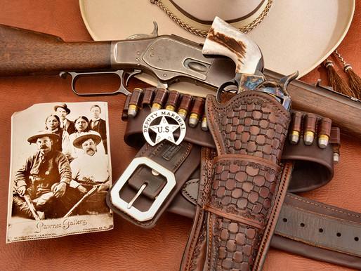 Agente Operativo U.S. Marshal Heck Thomas:Ripulire le terre selvagge con una Colt e un Wichester 1/2