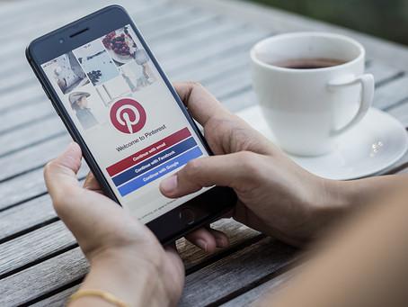 """Pinterest: Anno nuovo e decennio nuovo con tante idee da """"pinnare"""""""