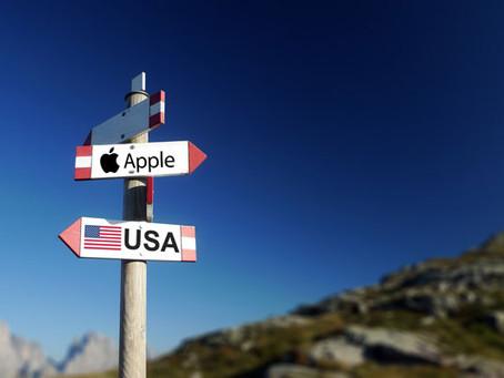 Apple assemblerà tutti i suoi prodotti in Cina