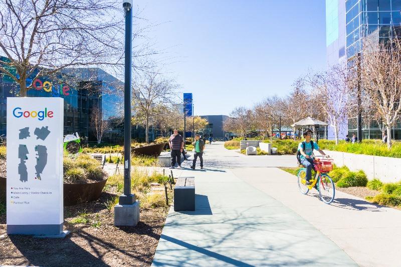 Google campus san josè