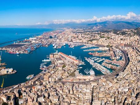 Ponte San Giorgio a Genova: Pronto il nuovo sistema di monitoraggio robotizzato