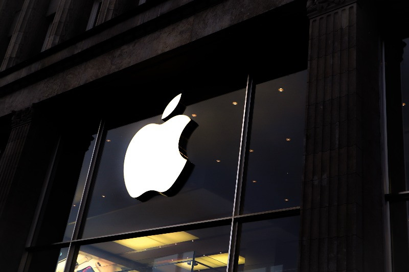 Investimenti Apple restore found