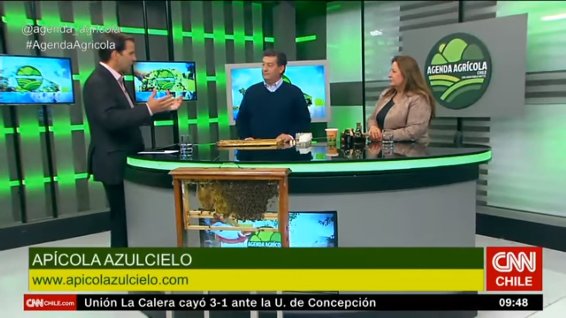 Agenda Agricola CNN
