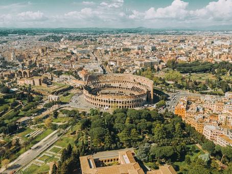 Pomerium: I guardiani tecnologici della notte romana