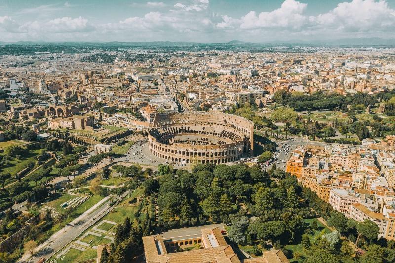 Pomerium romana