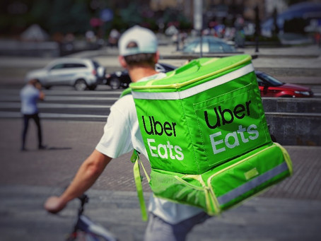 Serve Robotics: Uber si focalizza sul ride-hailing