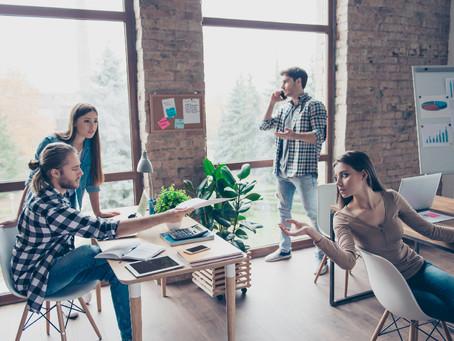 WeWork e Spacious: Il coworking  in continua espansione
