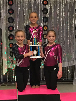 Level 4 Age Group Champs