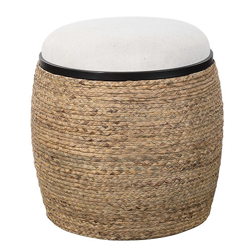 Weave Accent Stool