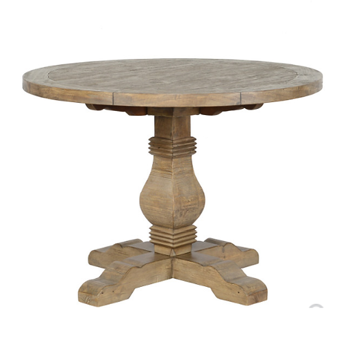 """42""""Round Dining Table"""