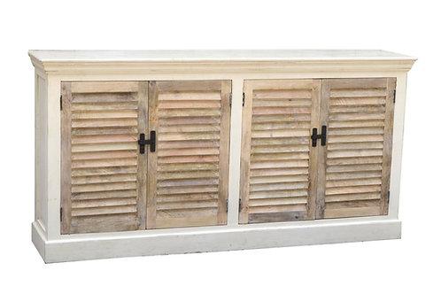 Flynn 4 Door Cabinet