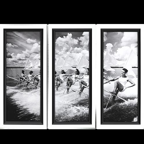 Water Ski Trio