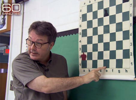 60 Minutes: Chess in the Bible Belt