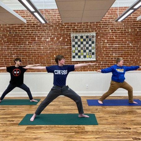 Yoga and Chess Businesses