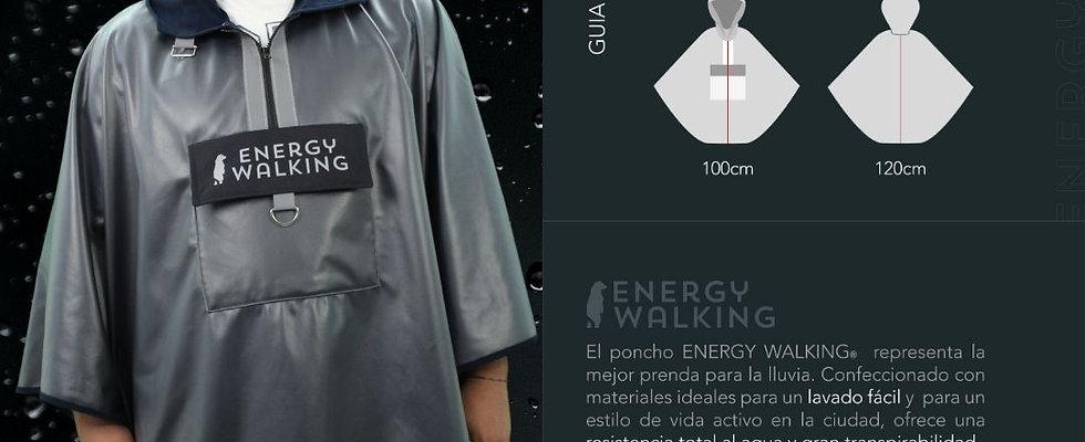Poncho ENERGY WALKING