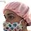 Thumbnail: Gorro Medico Impermeable -Rosa 9