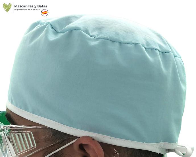 Gorro Cirujano Impermeable