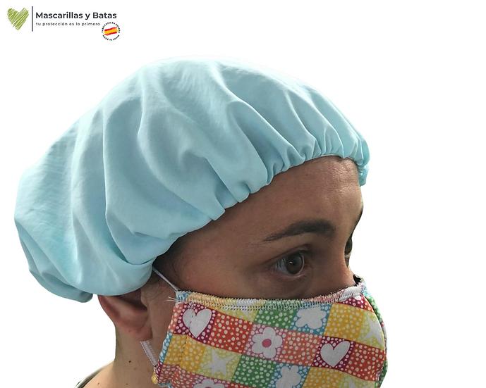 Gorro Medico Impermeable - Cele