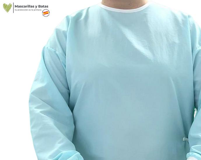Bata MIDAS Plastificada Lavable Pol Impermeable - 17
