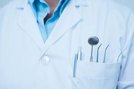 Herramientas dentales en bolsillo