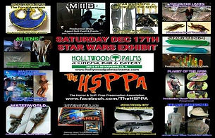 Star Wars & SciFi Exhibit HPC Dec 2016.j