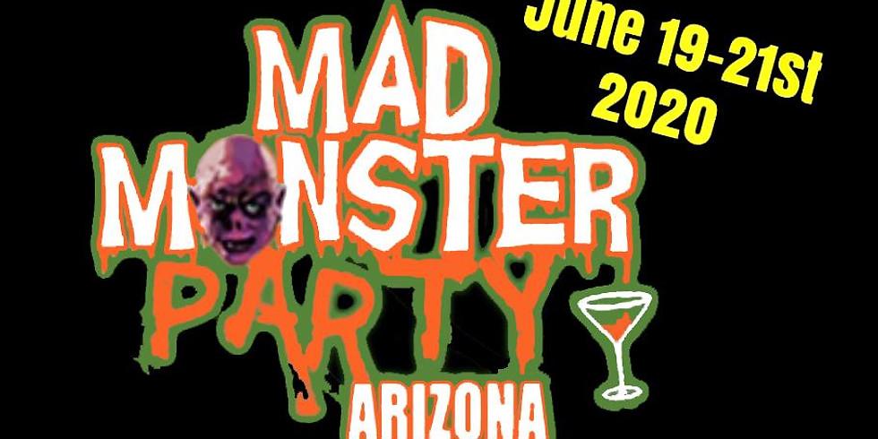 Spooky's Swirls @ Mad Monster Party Arizona