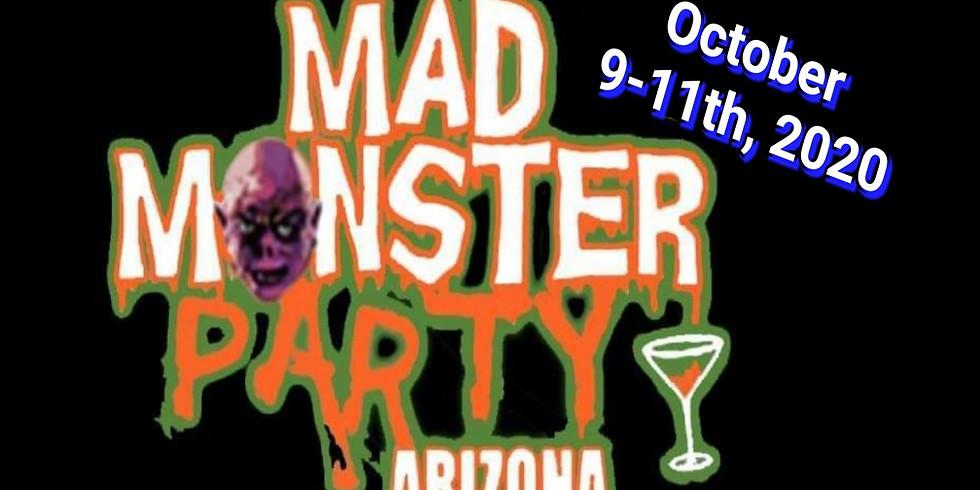 Spooky Swirls @ Mad Monster Party Arizona