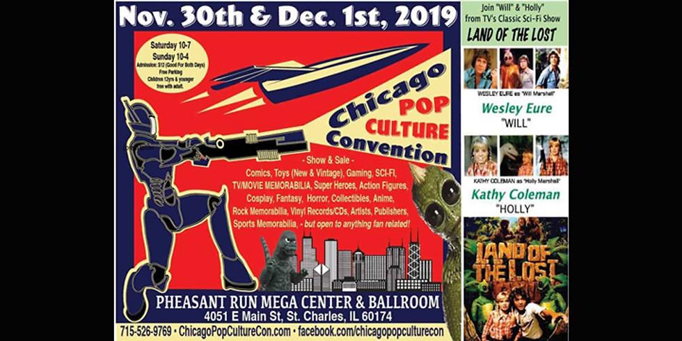 HSPPA @ Chicago Pop Culture Con