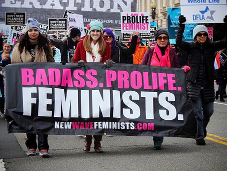 Not Your Mother's Pro-Life Group: The Mission of New Wave Feminists