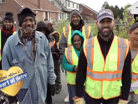 Fostering an Honorable Exchange: Better Way Detroit gives those in need the gift of work