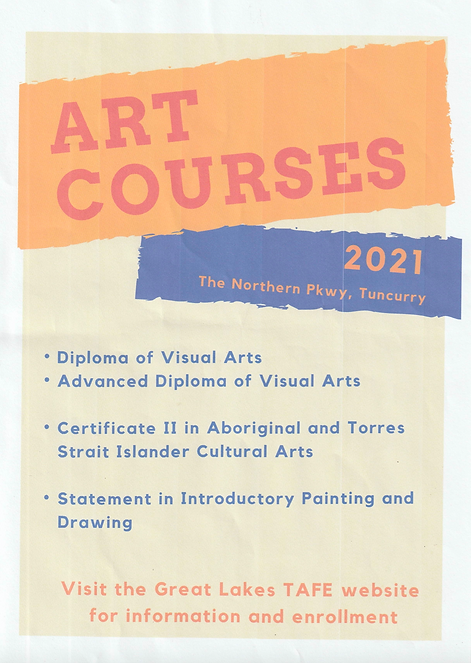 Great Lakes TAFE Art Courses.png