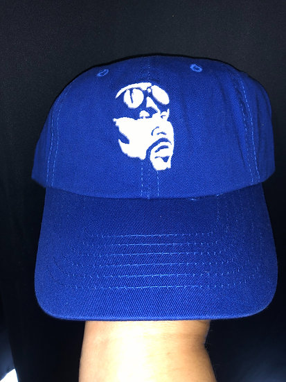 Capital Punishment dad hat (Nipsey Blue)