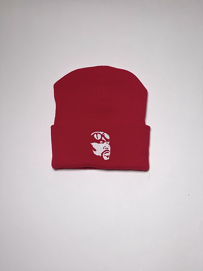 Capital Punishment Skully red