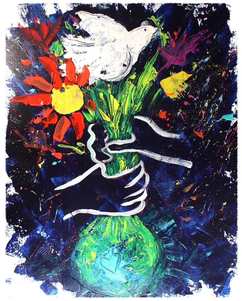 Shalom ala Picasso