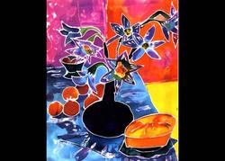 Honey Cake Tea and Matisse