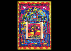 Tree of Life (Stained Glass)
