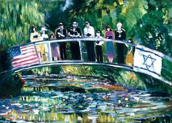 A Prayer for Hope in Monet's Garden