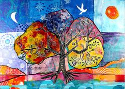 Four Seasons of Peace