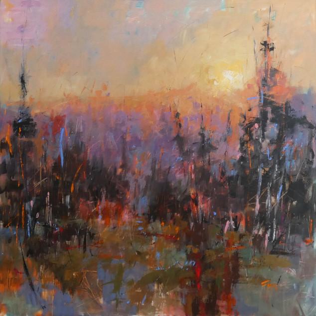 A Peaceful Sunrise II