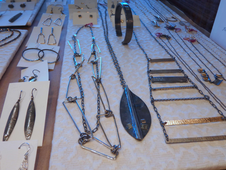 Reed jewelry