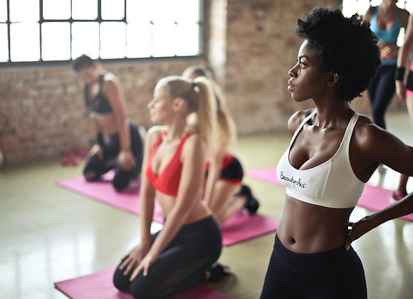 Fitness Coach - March 2020 Intake (Part-Time)